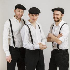 Band Foto für Webseite