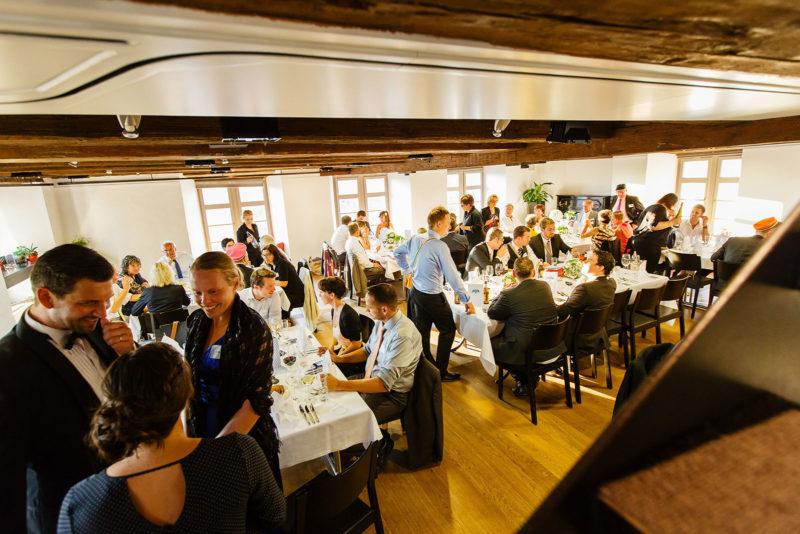 Hochzeitsfest am Abend 09