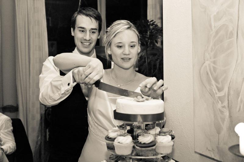 Hochzeitsfest am Abend 16