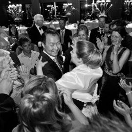 Hochzeitsfest am Abend 19