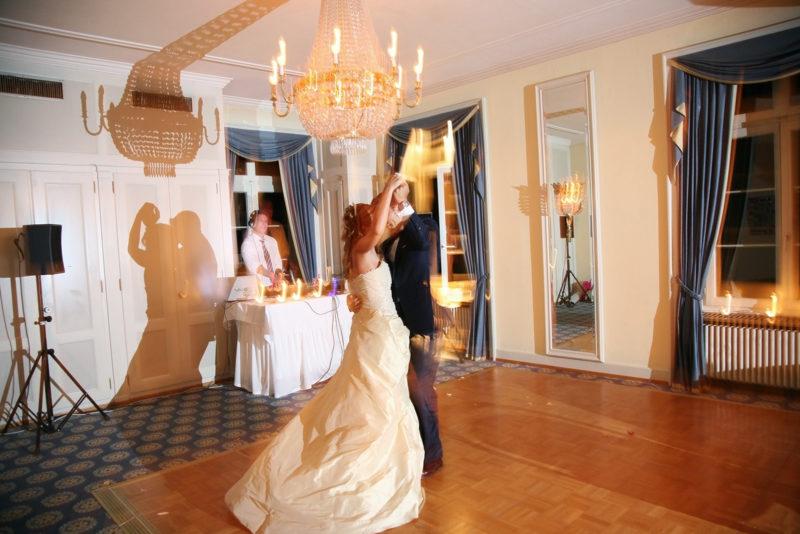 Hochzeitsfest am Abend 21