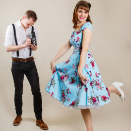 Pin Up Fotoshooting 01