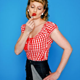 Pin Up Fotoshooting 28
