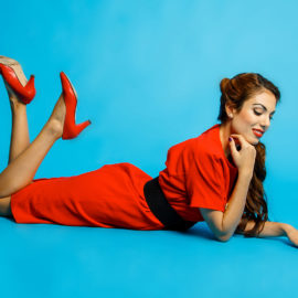 Pin Up Fotoshooting 31