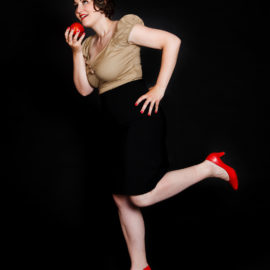 Pin Up Fotoshooting 34