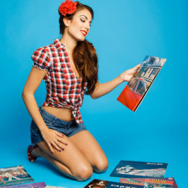 Pin Up Fotoshooting 42